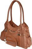 Gracetop Shoulder Bag (Tan)