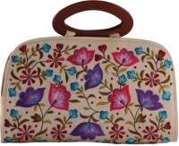 Soulful Threads Hand-held Bag(Beige)