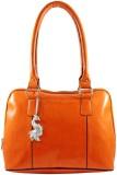 Peacock Shoulder Bag (Orange)