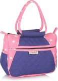 Home Heart Hand-held Bag (Blue, Pink)