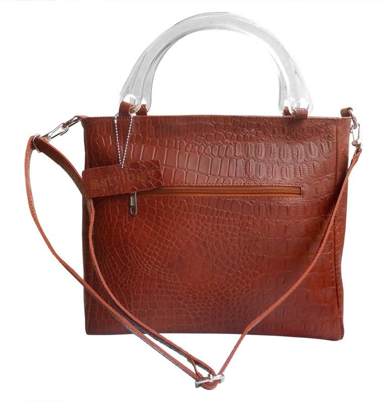 Stylogy Hand-held Bag(Brown)