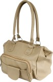 Gracetop Shoulder Bag (Beige)