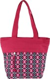 Needlecrest Shoulder Bag (Pink, White)