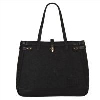 Hammer Coal Hand-held Bag(Black)