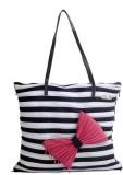 Use Me Shoulder Bag (Black, White)