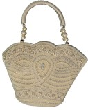 Kmu Traders Hand-held Bag (White)