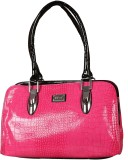 PurpleYou Hand-held Bag (Pink)