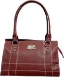 D Jindals Hand-held Bag (Brown)