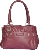 Zircons Shoulder Bag (Maroon)