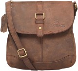 Leaderachi Sling Bag (Brown)