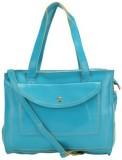 Liza Messenger Bag (Blue)