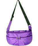 Rambler Messenger Bag (Purple)