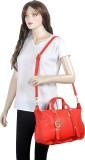 Tanishka Exports Messenger Bag (Red)
