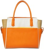 Zaera Shoulder Bag (Orange)