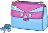 Stylathon Hand-held Bag (Blue)