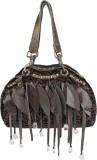 Nandeetas Shoulder Bag (Brown, Black)