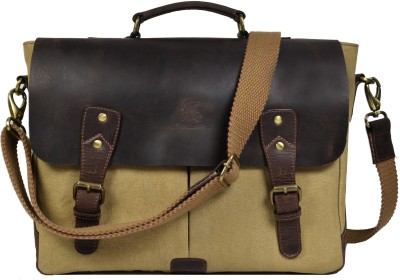 Delphi Messenger Bag(Brown)