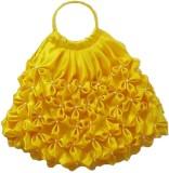 Rosy Hand-held Bag (Yellow)