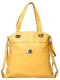 Borse Shoulder Bag (Yellow)