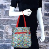 Waanii Shoulder Bag (Red)