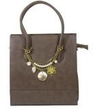 Glitter Glory Shoulder Bag (Brown)