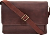 Hidesign Messenger Bag (Brown)