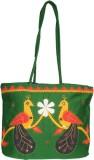 Muren Shoulder Bag (Green)