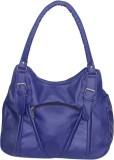 Divyanshi Collection Hand-held Bag (Blue...