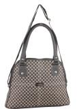 Glam Attires Messenger Bag (Grey)