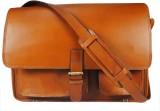 Delphi Messenger Bag (Brown)