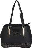 FabSeasons Hand-held Bag (Black)
