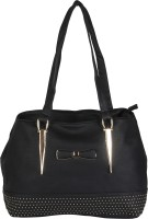 FabSeasons Hand-held Bag(Black)