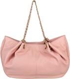 Handle Drop Hand-held Bag (Beige)
