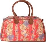 Rajrang Hand-held Bag (Pink, Yellow, Gre...