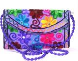 Arisha Kreation Co Sling Bag (Purple)