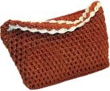 moKanc Hand-held Bag (Brown)
