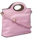 Legal Bribe Hand-held Bag (Pink)