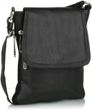 Yours Luggage Sling Bag (Black)