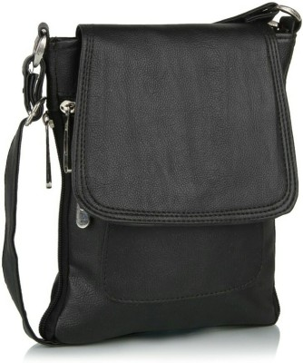 YOURS LUGGAGE Sling Bag(Black)