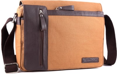 Royster Callus Messenger Bag(Brown)
