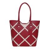 BeauIdeal Hand-held Bag (Maroon)