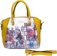 Genious Hand-held Bag(Yellow-09)
