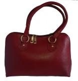 Pranjali Hand-held Bag (Red)