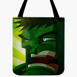 Uptown 18 Tote (Green)