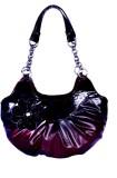 Asterbell Hand-held Bag (Brown)