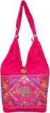 Womaniya Shoulder Bag (Pink)