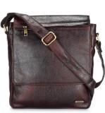 Teakwood Messenger Bag (Brown)