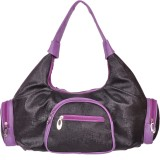 Speed Dot Hand-held Bag (Purple)