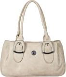 PurpleYou Hand-held Bag (White)