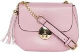 Fur Jaden Sling Bag (Pink)